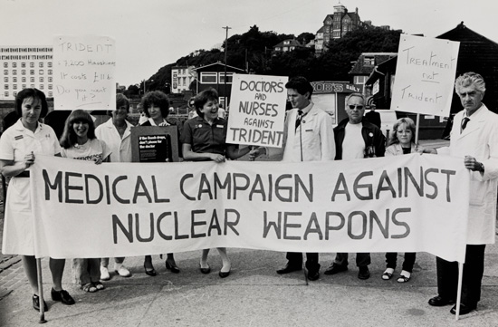 medical campaign against nuclear weapons