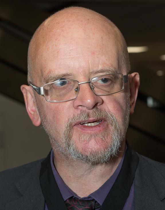 Professor John Middleton