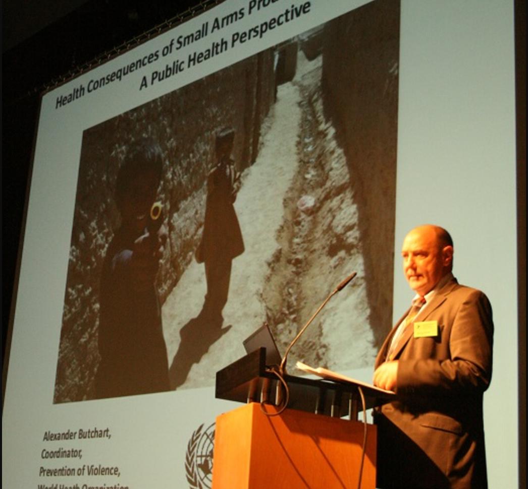 Dr Alexander Butchart