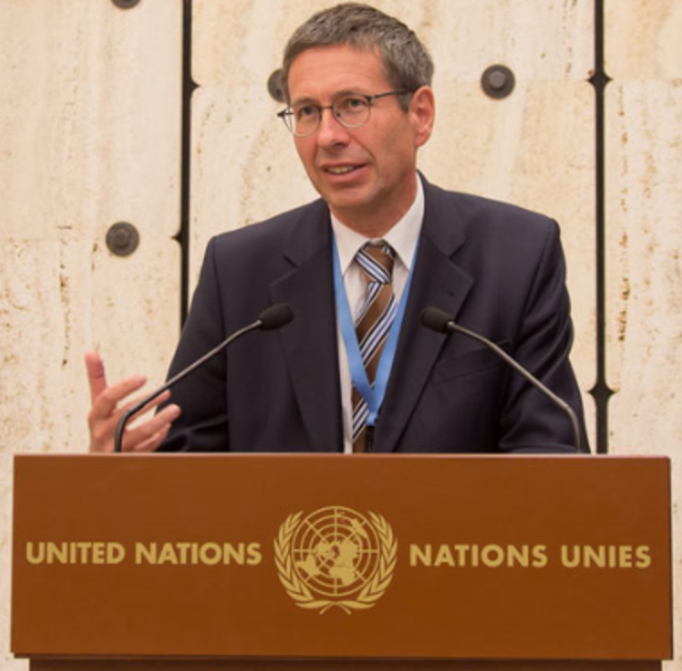 Ambassador Thomas Hajnoczi