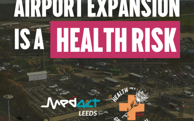 Cancel the expansion of Leeds Bradford Airport