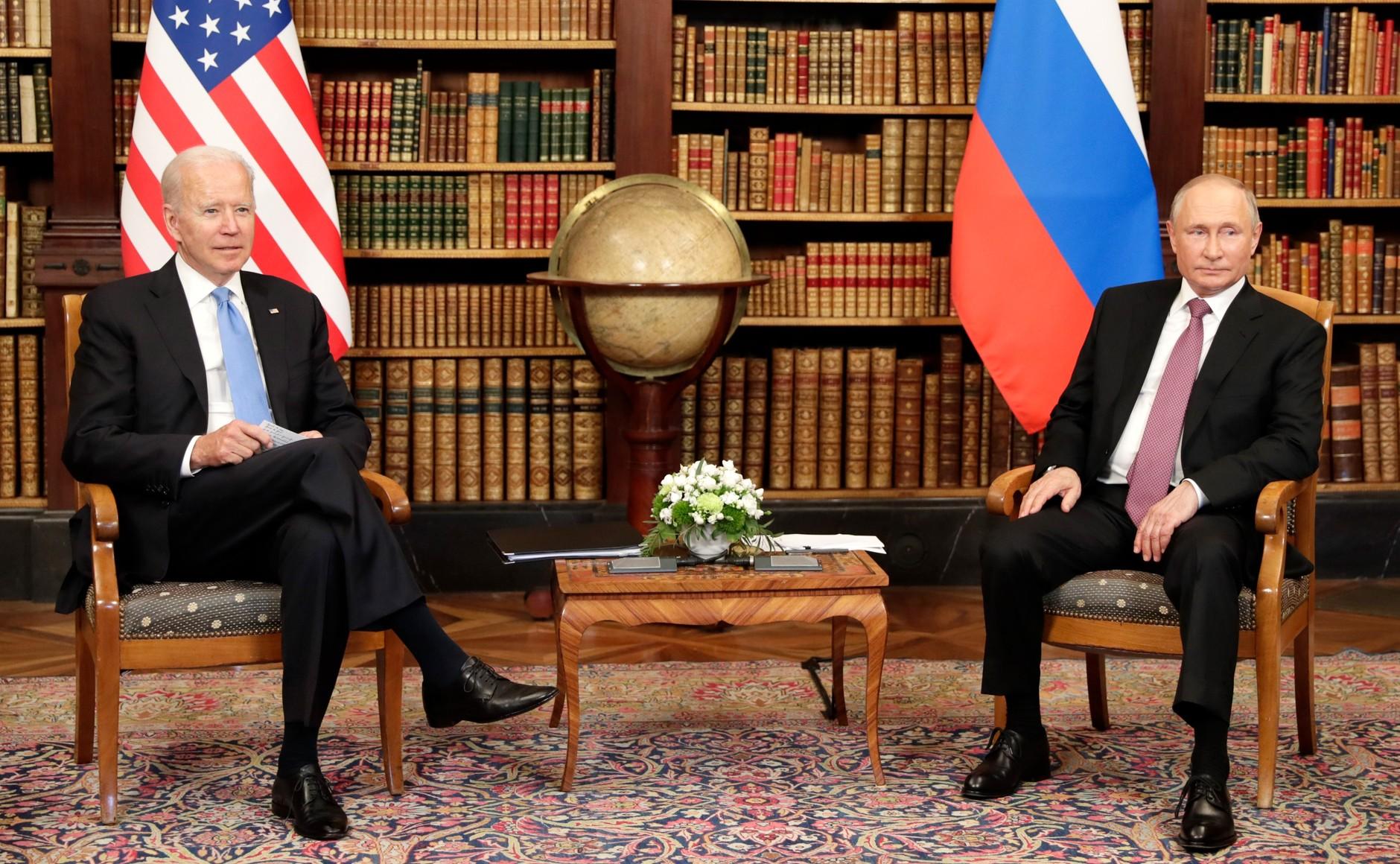 Steps in the right direction at the Biden-Putin Geneva Summit